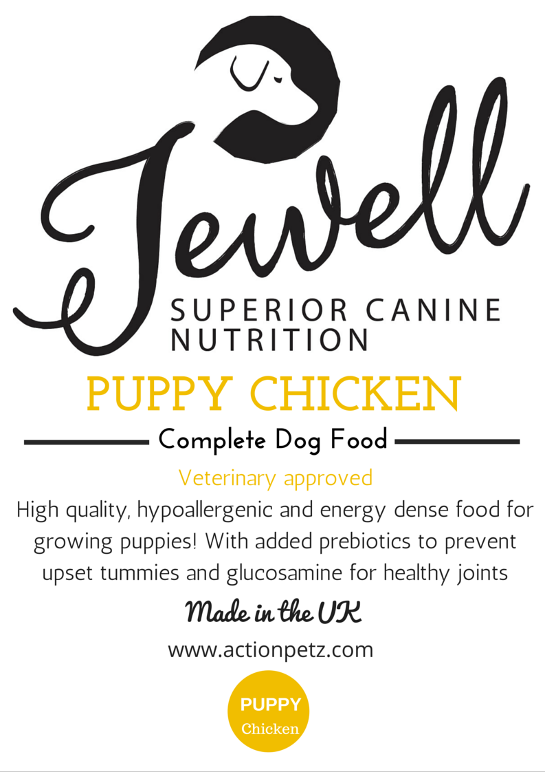 Jewell - Puppy Ammended